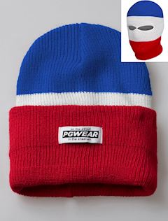 Hat Troublemaker Blue/White/Red