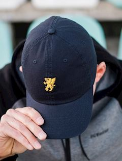Baseball Cap Basic Logo Navy