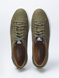 Sneaker Not For Runners Olive